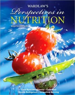 Combo: Wardlaw's Perspectives in Nutrition with NCP 3. 4 CD