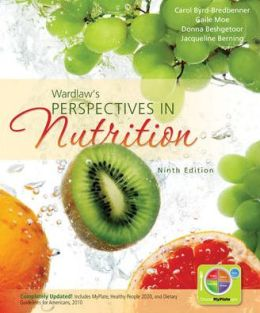 Combo: Loose Leaf Version of Wardlaw's Perspectives in Nutrition with Connect Plus 1 Semester Access Card