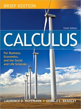 Combo: Calculus for Business, Economics, and the Social and Life Sciences, Brief with Student Solutions Manual