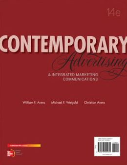 Contemporary Advertising: And Integrated Marketing Communications