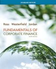 Book Cover Image. Title: Fundamentals of Corporate Finance Standard Edition, Author: Stephen Ross