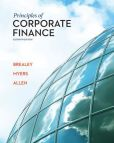 Book Cover Image. Title: Principles of Corporate Finance, Author: Richard Brealey