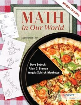 Math in Our World: Media Update