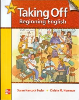 Taking Off Student Book with Audio Highlights 2nd Edition