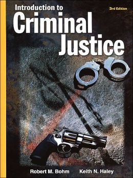 Introduction to Criminal Justice (Softcover)
