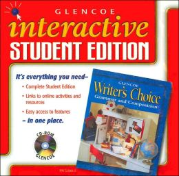 Writer's Choice: Grammer and Composition, Grade 6, Interactive Student Edition