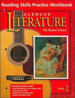 Glencoe Literature Reading Skills Practice Workbook Grade 7