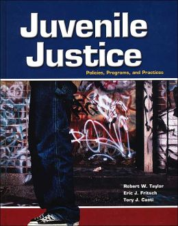 Juvenile Justice with Student Tutorial CD-ROM