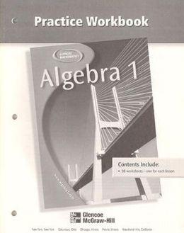 Algebra 1, Practice Workbook