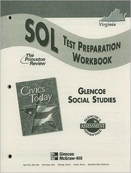 Virginia Civics Today: SOL Test Preparation Workbook