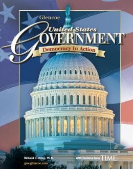 United States Government; Democracy in Action, Student Edition