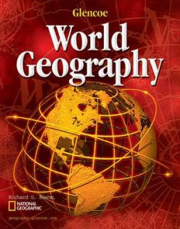Glencoe World Geography, Student Edition