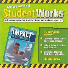 IMPACT Mathematics: Algebra and More, Course 1