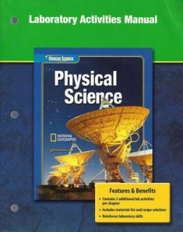 Glencoe Physical Science Laboratory Activities Manual / Edition 1 by ...