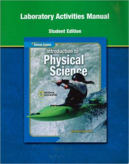 Introduction to Physical Science -Laboratory Manual