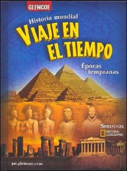 Journey Across Time, Early Ages, Spanish Student Edition