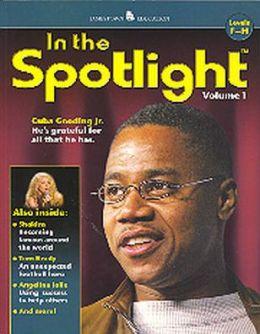 In the Spotlight: Volume 1, Levels F-H