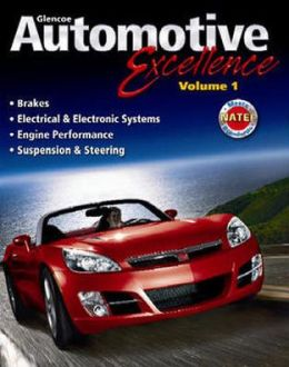 Automotive Excellence Volume 1, Student Edition