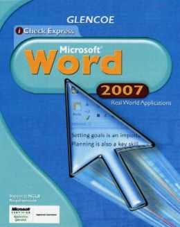 iCheck Office 2007 Word, Student Edition