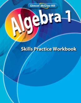 Algebra 1 Skills Practice Workbook