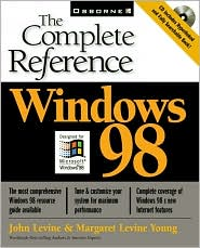 Windows 98: The Complete Reference