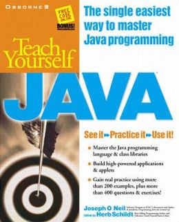 Teach Yourself Java