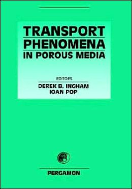 Transport Phenomena in Porous Media