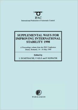 Supplemental Ways for Improving International Stability 1998