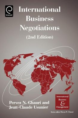 International Business Negotiations, 2nd Edition