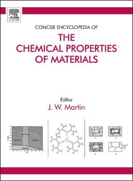 Concise Encyclopedia of the Chemical Properties of Materials