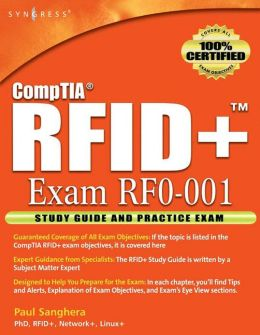 RFID+ Study Guide and Practice Exams: Study Guide and Practice Exams