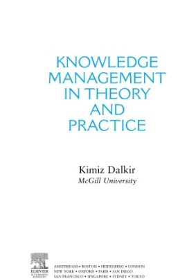 Knowledge Management: Converting Theory into Practice
