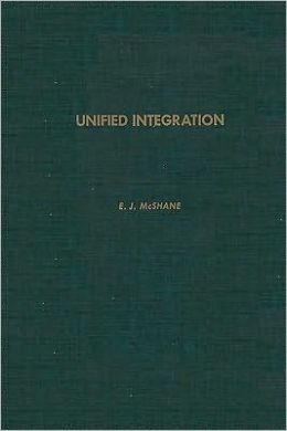 Integration E. J. Mcshane