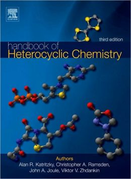 Handbook of Heterocyclic Chemistry