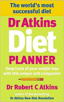 Dr Atkins Diet Planner: Keep Track of Your Weight Loss with This Unique Carb Companion