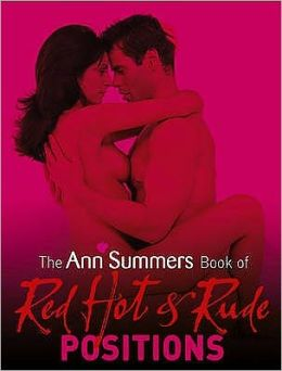 Ann Summers Little Book of Red Hot and Rude Positions