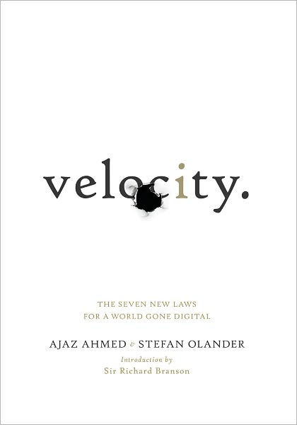 Velocity: The Seven New Laws for a World Gone Digital