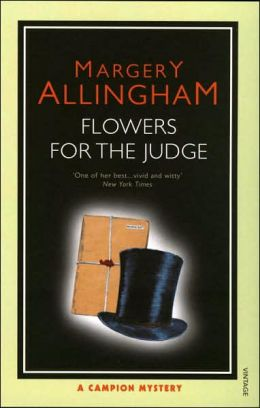 Flowers for the Judge (Albert Campion Series #7)