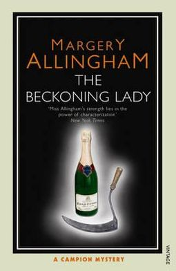 The Beckoning Lady (Albert Campion Series #15)