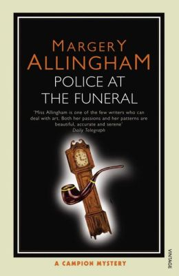 Police at the Funeral (Albert Campion Series #4)