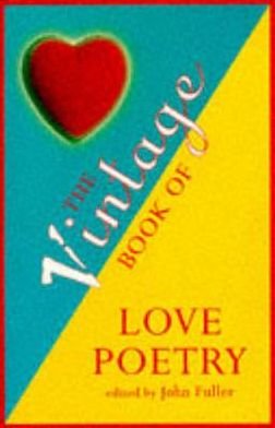 Vintage Book of Love Poetry