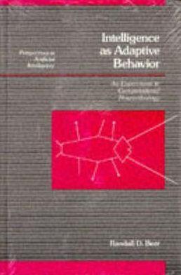 Intelligence as Adaptive Behaviour: An Experiment in Computational Neuroethology