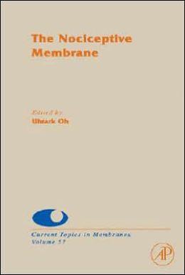 The Nociceptive Membrane