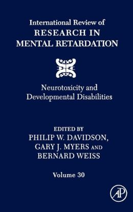 Neurotoxicity And Developmental Disabilities