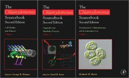The Chlamydomonas Sourcebook 3-Vol set