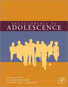 Encyclopedia of Adolescence, Three-Volume Set