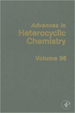 Advances in Heterocyclic Chemistry,