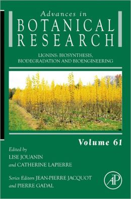 Lignins: Biosynthesis, Biodegradation and Bioengineering