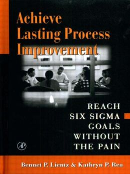 Achieve Lasting Process Improvement