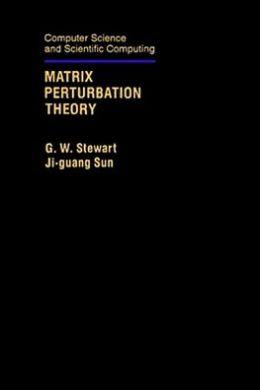 Matrix Perturbation Theory